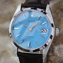 Rolex Oysterdate Precision 6694 Manual Stainless Mens 1971...