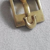 Omega vintage  buckle gold plated  mm 8 good condition