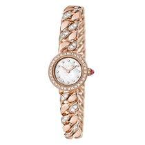 Bulgari Rose Gold 22mm Ladies Watch 102498
