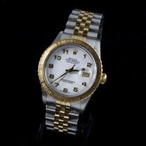 Rolex DATEJUST TORN O GRAPH STTEL AND GOLD JUBILE