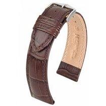 Hirsch Duke Lederarmband braun XL 01028210-1-18 18mm