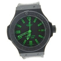 Hublot Big Bang King Green Black Ceramic