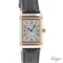 Jaeger-LeCoultre Reverso Duetto Classique Rose Gold Diamonds