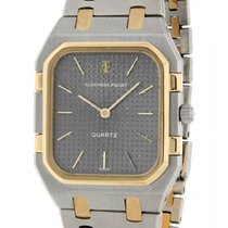 Audemars Piguet Royal Oak Rectanguler Xl 6005sa Steel, Yellow...