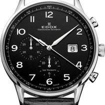 Edox Les Vauberts Chronograph Automatic 91001 3 NBN