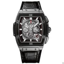 Hublot Spirit Of Big Bang Chronograph 601.NM.0173.LR Titanium NEW