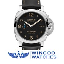 Panerai LUMINOR MARINA 1950 3 DAYS AUTOMATIC ACCIAIO - 44MM...