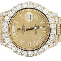 Rolex Day-Date II 40MM President 228238 18K Yellow Gold...