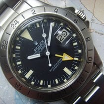 Rolex 1983 Explorer II MKIV Orange Hand Freccione Ref 1655