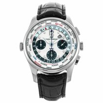 Girard Perregaux World Time Financial Automatic Watch 46805.11...