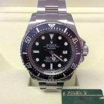 Rolex Sea-Dweller Deepsea 116660 - Serviced By Rolex