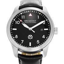 Bremont Watch Solo SOLO/BK