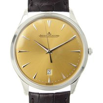 Jaeger-LeCoultre Master Ultra Thin Stainless Steel Gold...