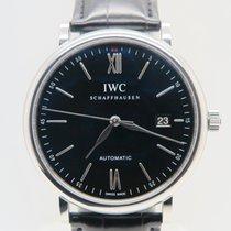 IWC Portofino Black Dial Automatic Ref. IW356502