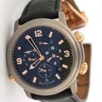 Blancpain LÉMAN RÉVEIL GMT WITH RED GOLD 204112A3063B