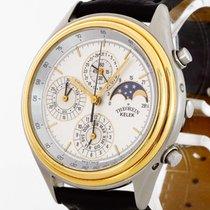 Theorein Kelek Grande Complication Kalender 18 K Gold/Edelstah...
