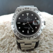 勞力士 (Rolex) EXPLORER 2 16570 with Black Dial (No Hole Case)
