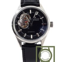 Zenith El Primero Synopsis Automatic Black dial NEW