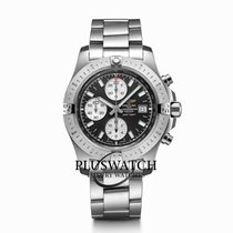 Breitling Colt Chronograph Automatic Black Dial G A1338811/BD8...
