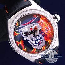 Corum BUBBLE XL BARON SAMEDI VOODOO DIAL