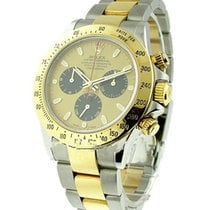 Rolex Used 116523 Daytona 2-Tone with Paul Newman Dial 116523...