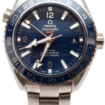Omega CO-AXIAL GMT 43.5MM 232.90.44.22.03.001