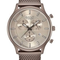 Gant GT002002 Herren Greenville 44mm 5ATM