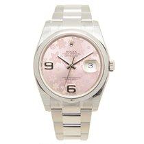 勞力士 (Rolex) Datejust Stainless Steel Pink Automatic 116200PKFL...