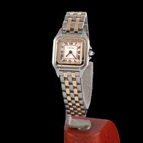 Cartier Panthere sra lady acero y oro