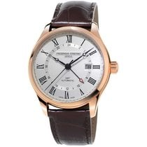 Frederique Constant Men's FC-350MC5B4 Classic Index GMT...
