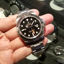 Rolex 216570 Black Dial Explorer II 42mm