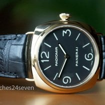 Panerai PAM 231 Radiomir Rose Gold Sandwich Dial, 45mm