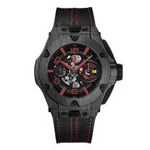 Hublot Big Bang Ferrari Unico Carbon 45mm Mens Watch Ref...