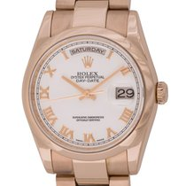 Rolex : Day-Date President 'Oyster' :  118205 :  18k...