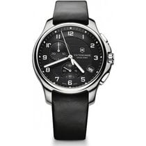 Victorinox Swiss Army Officer´s Herrenuhr Chronograph 241552