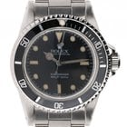 Rolex Submariner Spider Web Stahl Automatik 40mm Ref.5513...