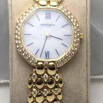 Gérald Genta Maxi time diamonds