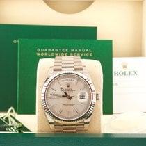 Rolex White GOLD PRESIDENT