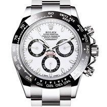 Rolex Cosmograph Daytona Ceramic White Dial