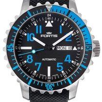Fortis Aquatis 42 Marinemaster Blue