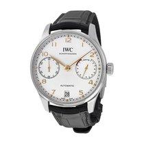 萬國 (IWC) Eightday Portuguese Automatic IW500114