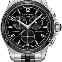Certina Urban DS First Lady Keramik Chrono Damenuhr C030.217.1...