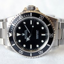 Rolex Submariner No Date - Fat Four 2 Liner - Not polished