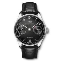 IWC Portuguese Chrono 7 Day Power Reserve Automatic  - 500109