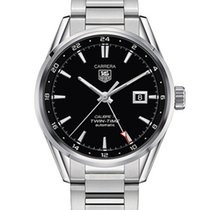 TAG Heuer Carrera Calibre 7 Twin-time