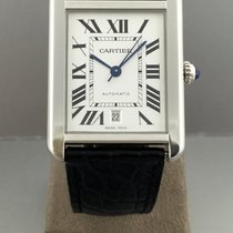 Cartier Tank Solo XL Automatic Men's Watch 27 x 34.5 mm