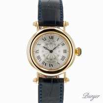 Cartier Diabolo Yellow Gold