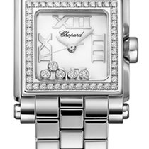 Chopard Happy Sport Square Quartz Small 278516-3004