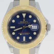 Rolex Yachtmaster  NEW Blue Dial
