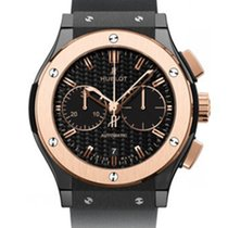 Hublot Classic Fusion 45 Mm Chronograph Ceramic